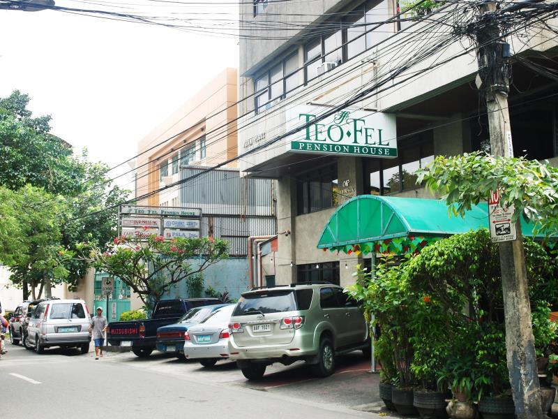 Teo-Fel Pension House - Hotels and Accommodation in Philippines, Asia