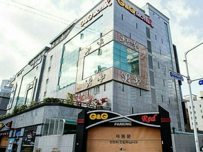 Haeundae G&G Motel - Hotels and Accommodation in South Korea, Asia