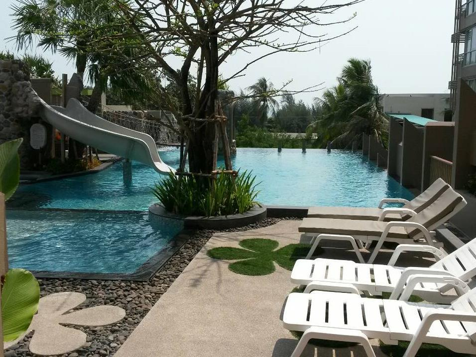 Long Beach Residence - Hotels and Accommodation in Thailand, Asia