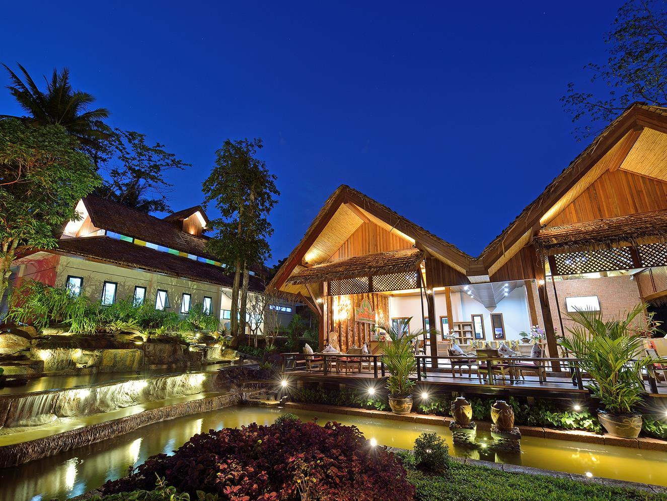 Aonang Fiore Resort - Hotels and Accommodation in Thailand, Asia