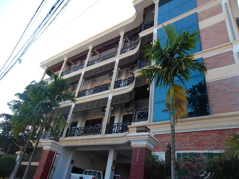 Siharath Chansone Apartment - Hotels and Accommodation in Laos, Asia