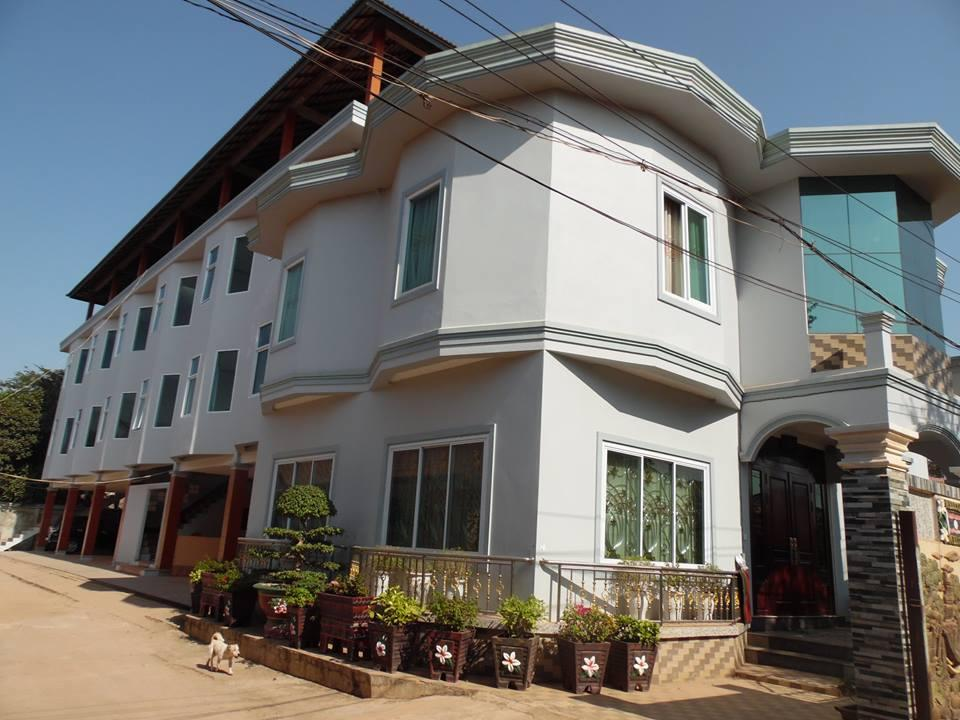 Oudomsab Hotel - Hotels and Accommodation in Laos, Asia