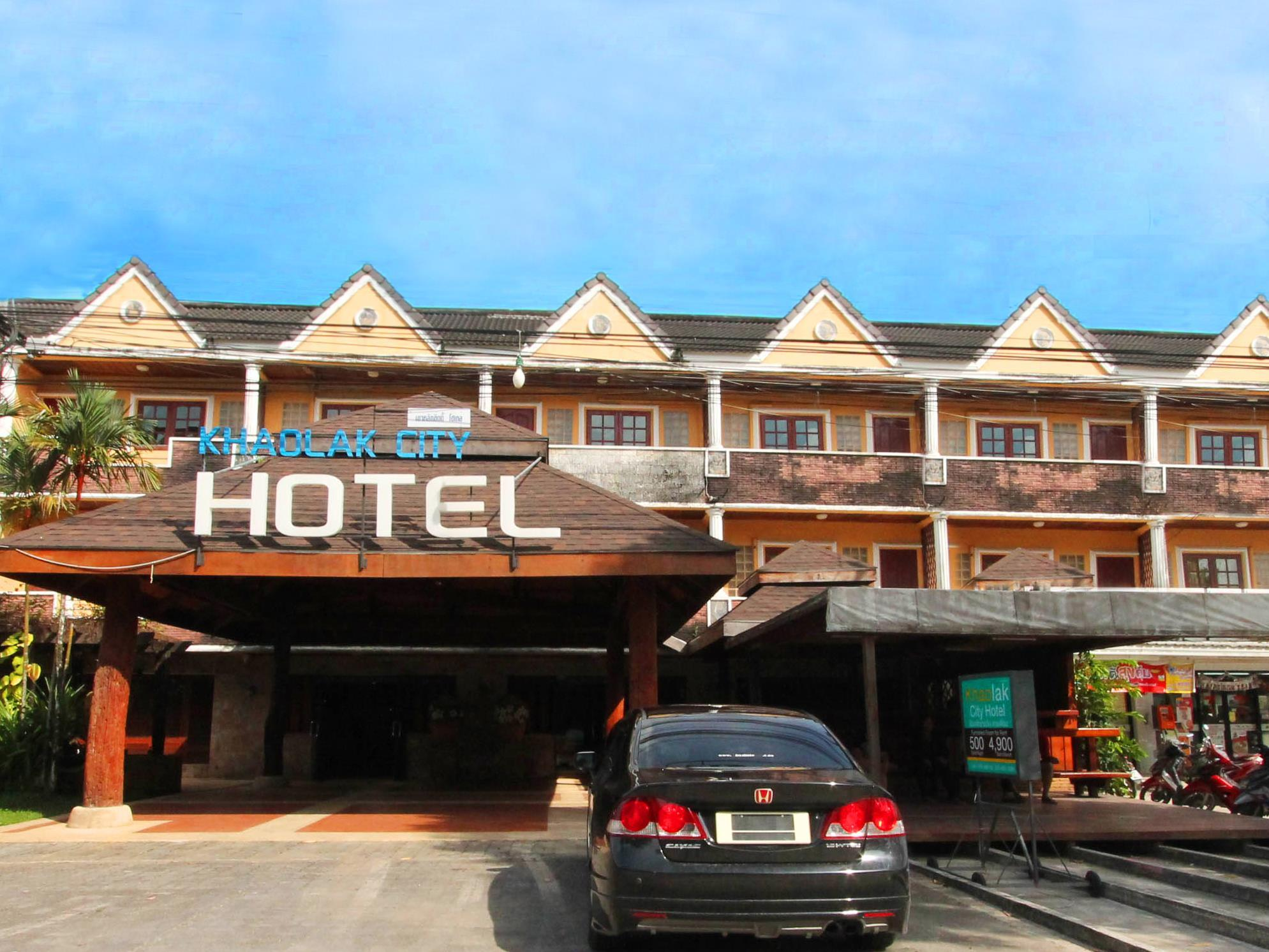 Khaolak City Hotel - Hotels and Accommodation in Thailand, Asia