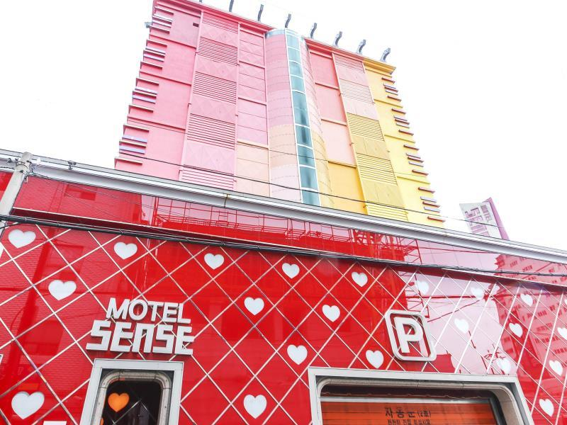 Sense Motel - Hotels and Accommodation in South Korea, Asia