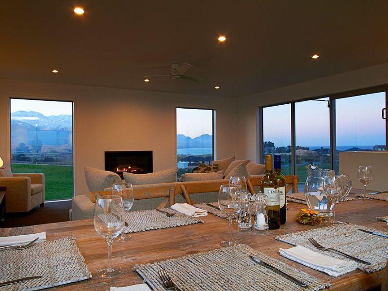 Shearwater Holiday Home by Kaikoura Holiday Home - Hotell och Boende i Nya Zeeland i Stilla havet och Australien