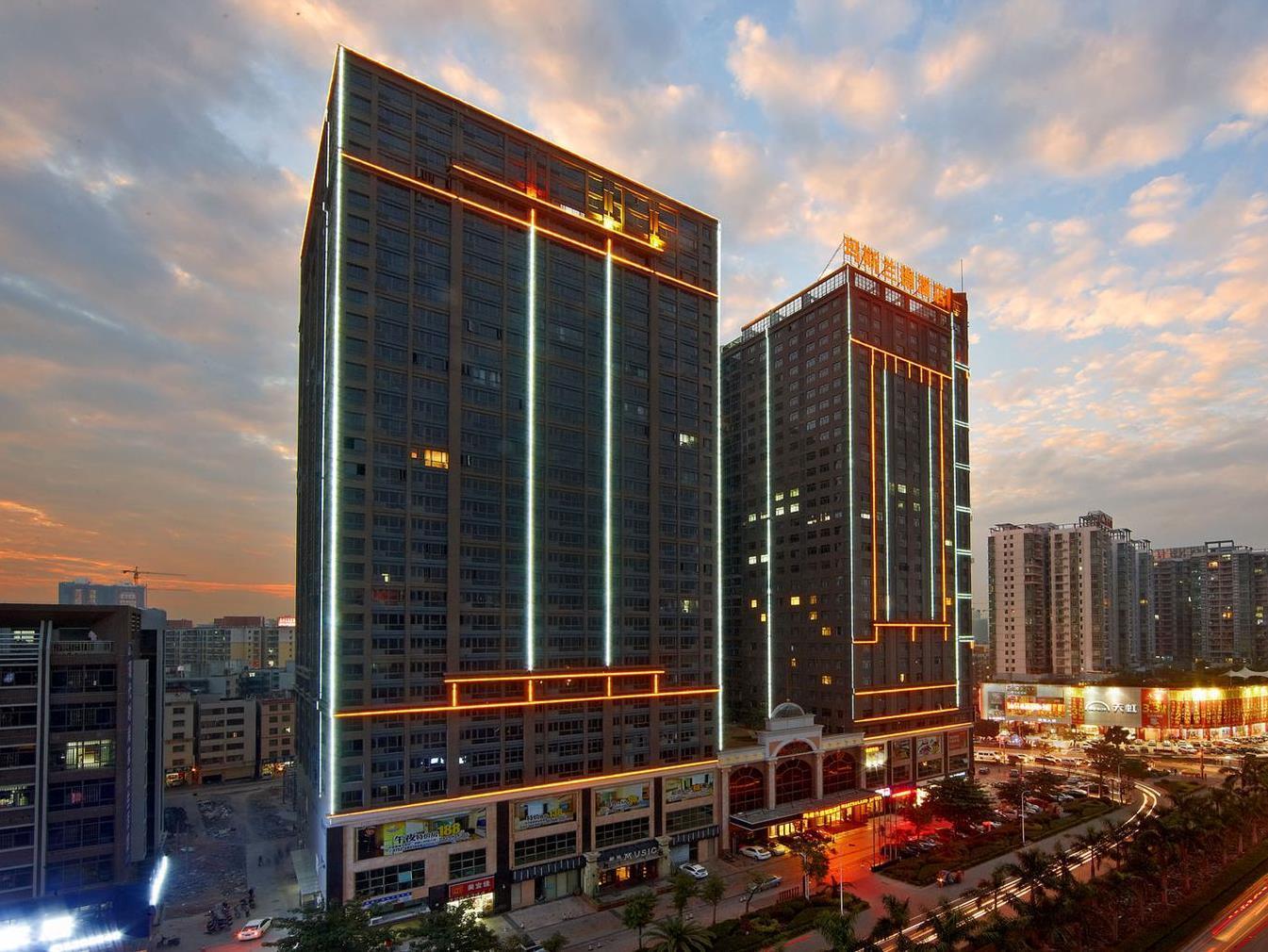 Ane Courtyard Hotel Yibin Branch Hotels In Huizhou China Book Hotels And Cheap Accommodation