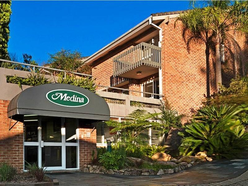 Medina Serviced Apartments North Ryde - Hotell och Boende i Australien , Sydney