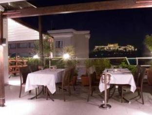 Crystal City Hotel Athens - Restaurant