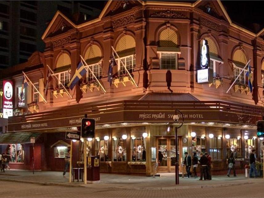 Miss Maud Swedish Hotel - Hotell och Boende i Australien , Perth