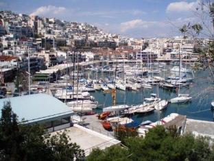 Delfini Hotel Athens - View