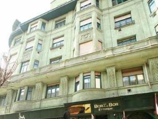 Club Apartments & Rooms Budapest - Exterior