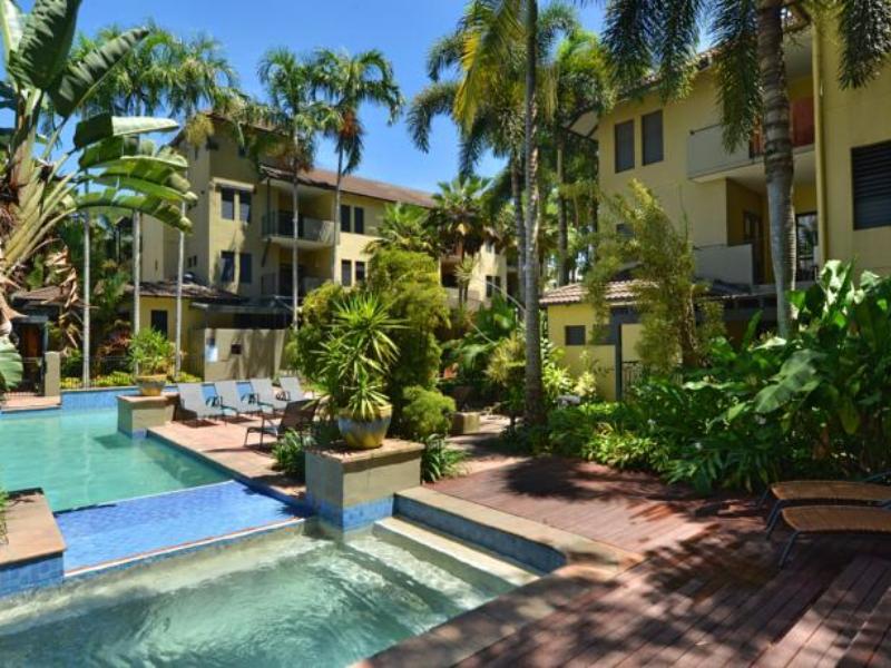 Reef Club Resort - Hotell och Boende i Australien , Port Douglas