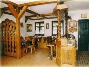 Hotel Bacchus Panzio Eger - Interior