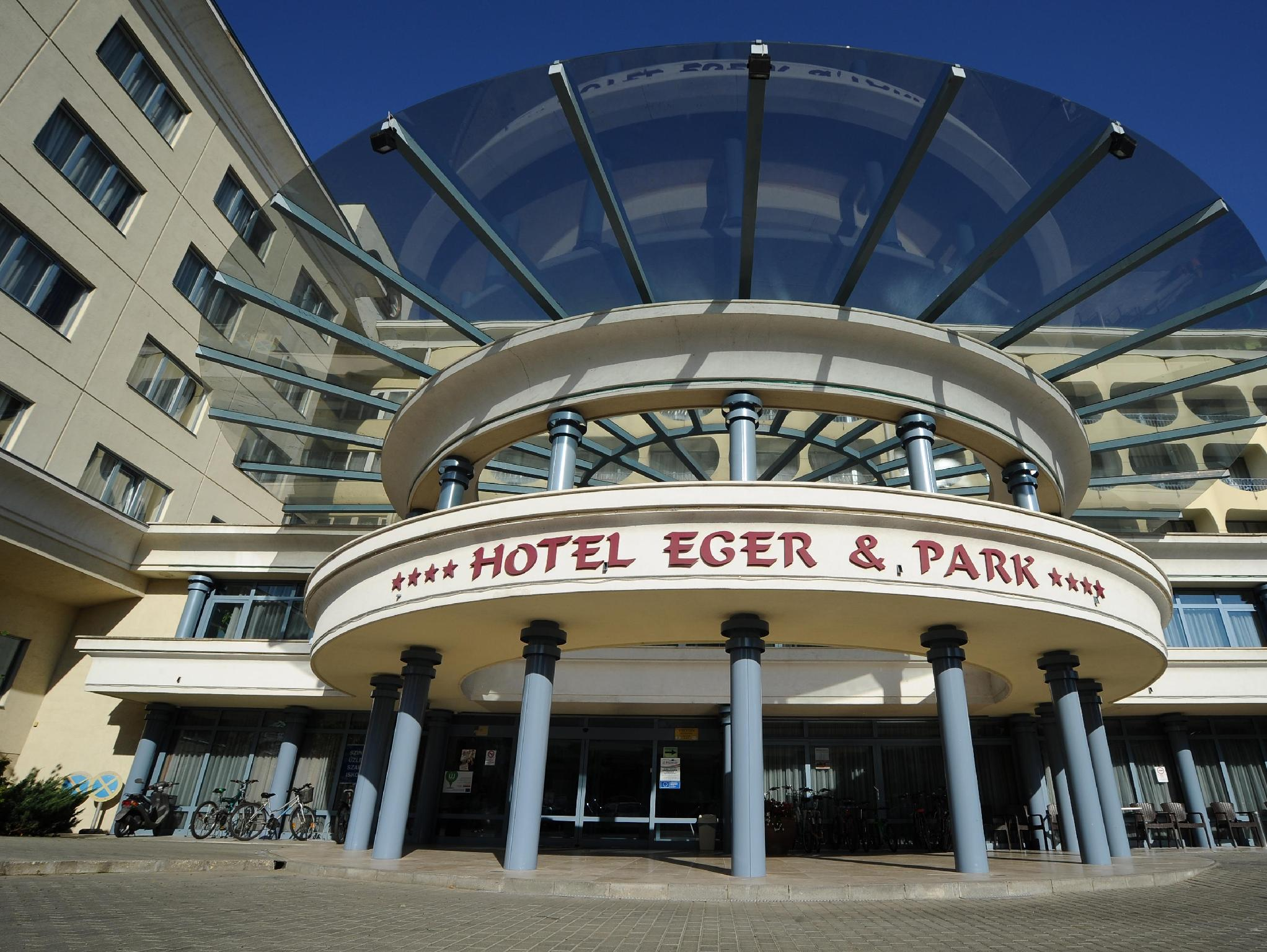 Hotel Eger Superior & Park