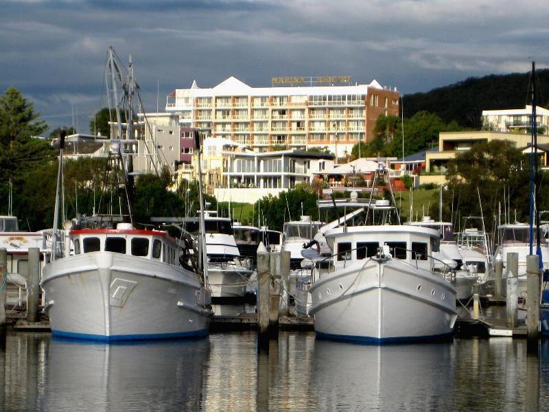 Marina Resort - Hotell och Boende i Australien , Port Stephens