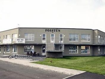 Fosstun Apartments Hotel Selfoss - Suite Room