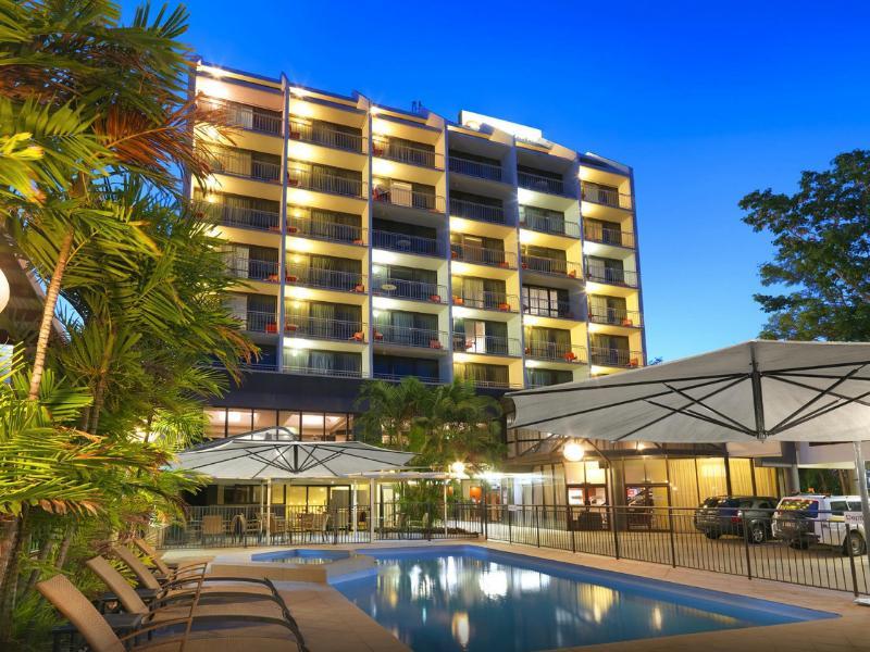 Travelodge Rockhampton - Hotell och Boende i Australien , Rockhampton