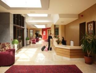 Downhill House Hotel And Eagles Leisure Centre Ballina - Reception