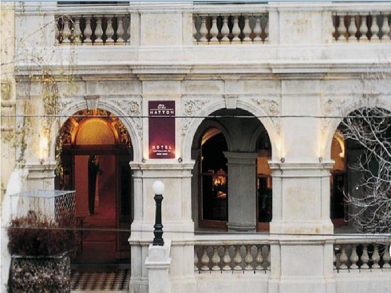 The Hatton Hotel - Hotell och Boende i Australien , Melbourne