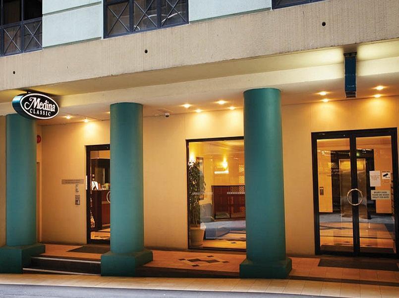 Medina Serviced Apartments Martin Place - Hotell och Boende i Australien , Sydney