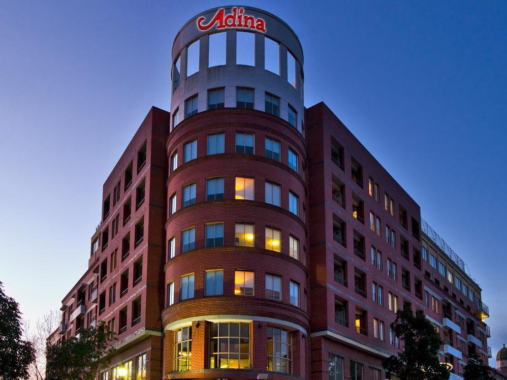 Adina Apartment Hotel Sydney - Crown Street - Hotell och Boende i Australien , Sydney