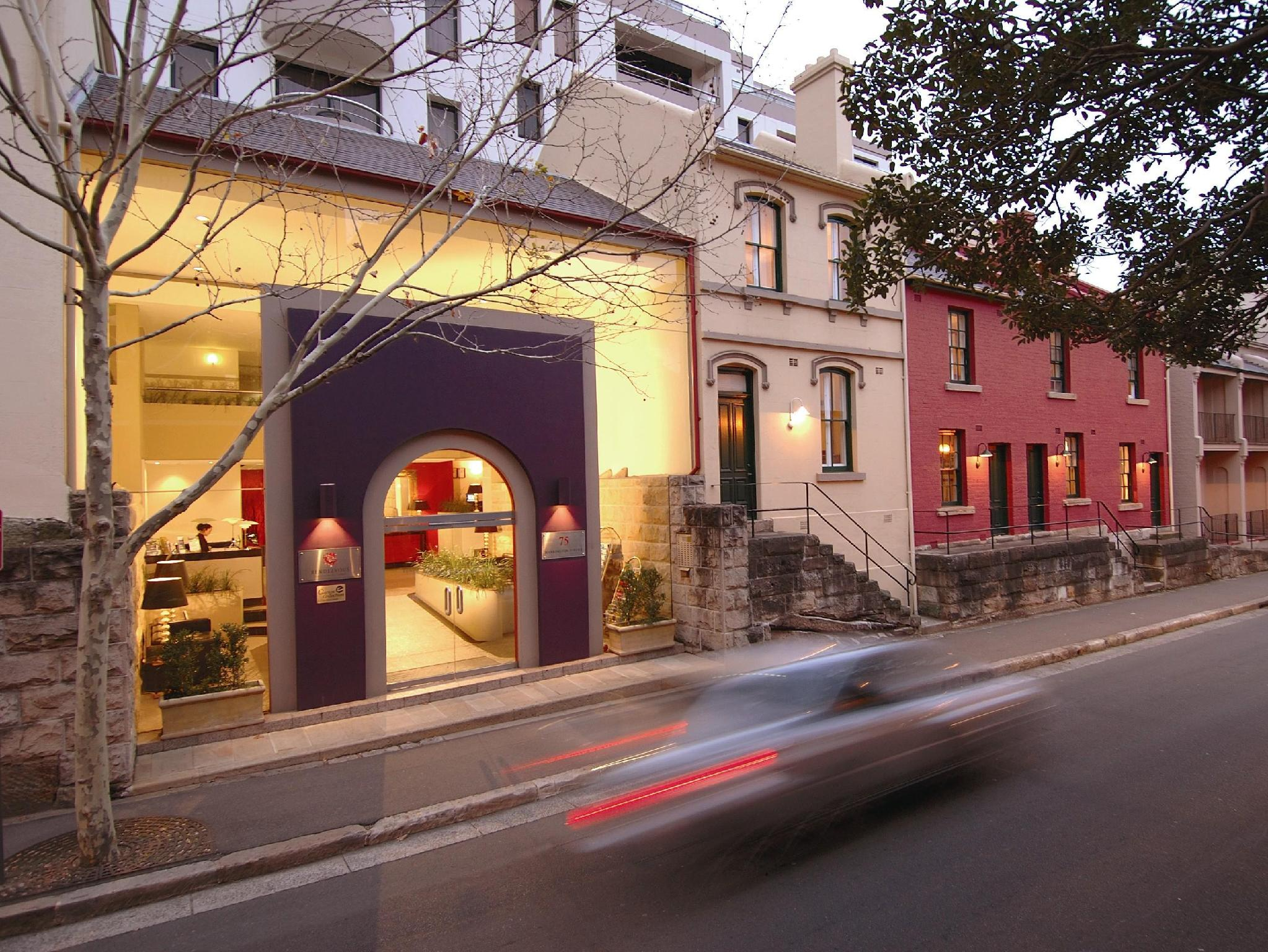 Hotell Rendezvous Hotel Sydney The Rocks