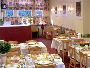 Aadam Wilhelmina Hotel Ámsterdam - Restaurante