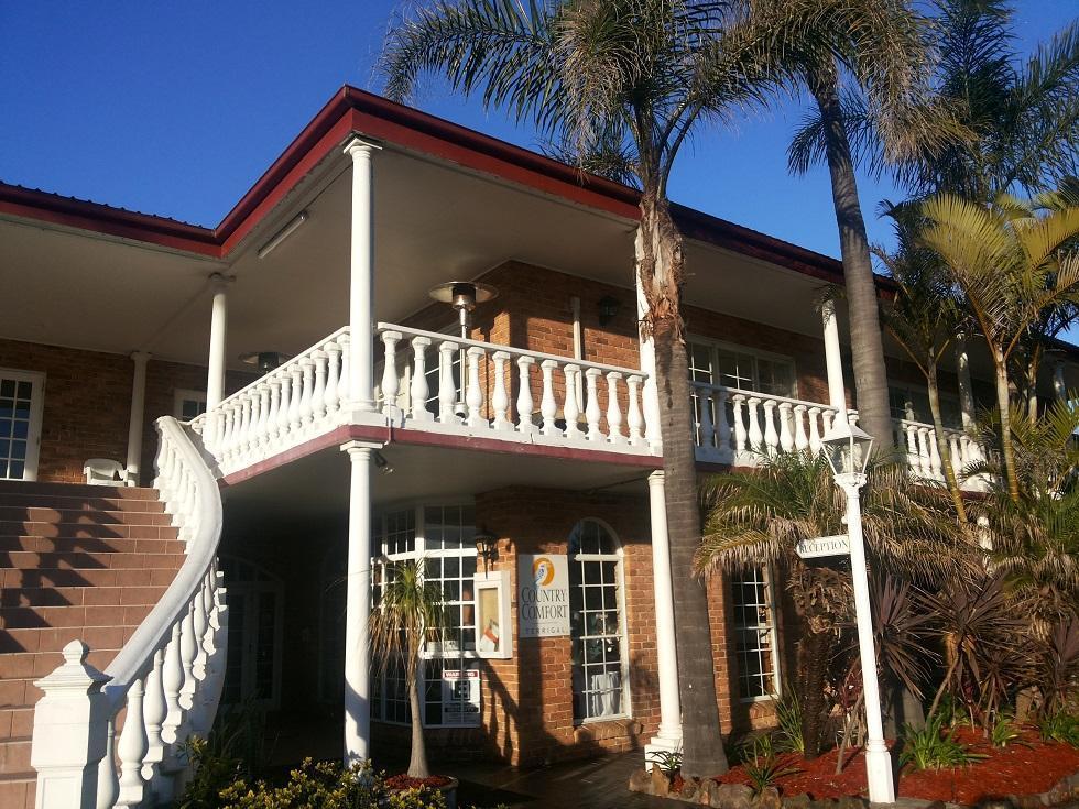 Country Comfort Terrigal - Hotell och Boende i Australien , Central Coast