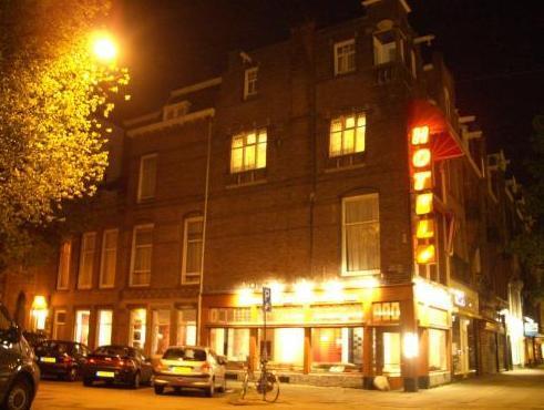 Amsterdam Hostel Janson