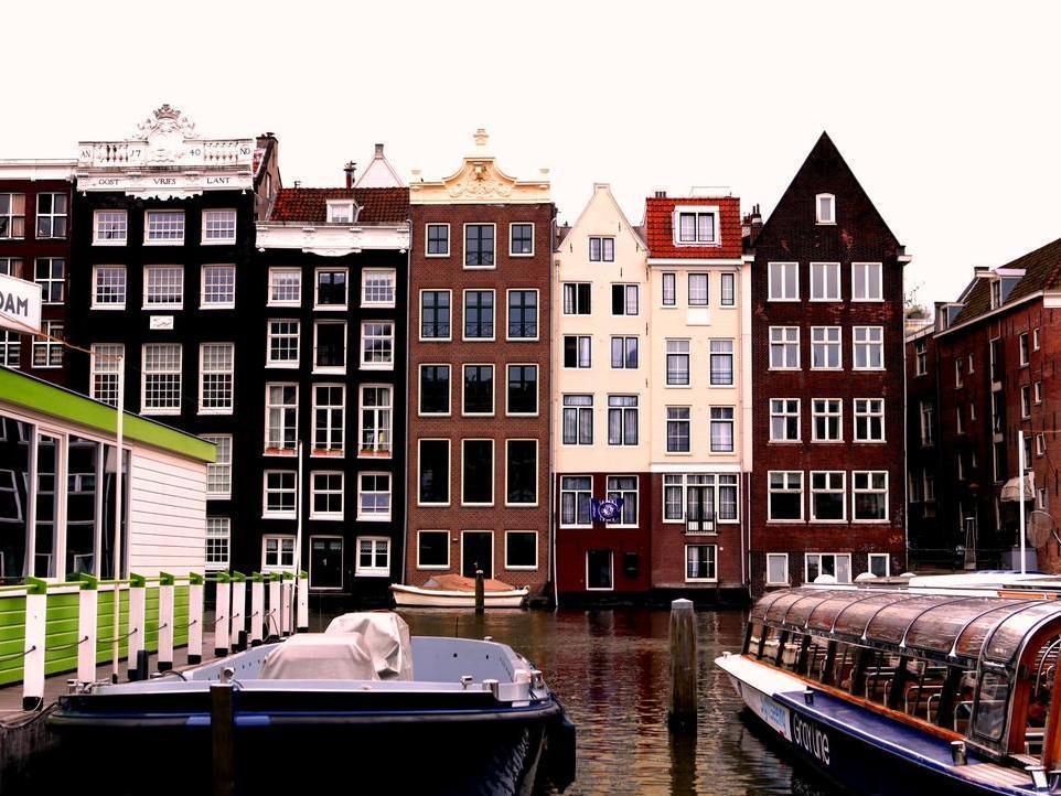 Old Quarter Hotel Ámsterdam - Exterior del hotel