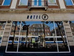 Hotel V Frederiksplein Amsterdam - Exterior