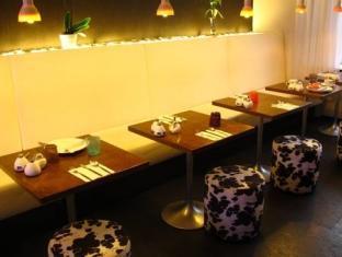 Hotel Victorie Ámsterdam - Restaurante