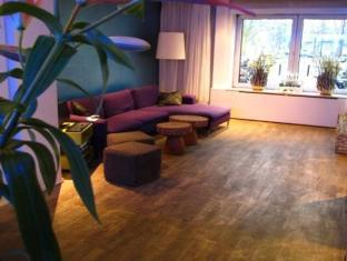 Hotel Victorie Ámsterdam - Interior del hotel