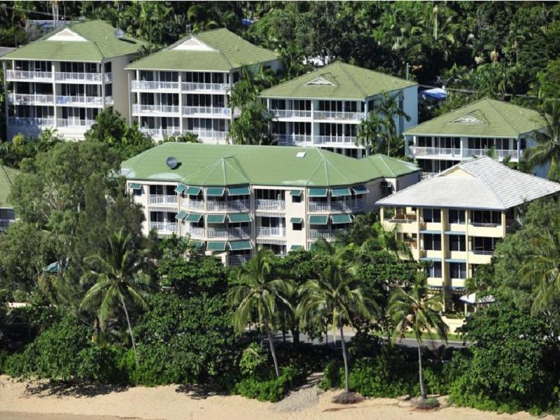 On The Beach Holiday Apartments - Hotell och Boende i Australien , Cairns