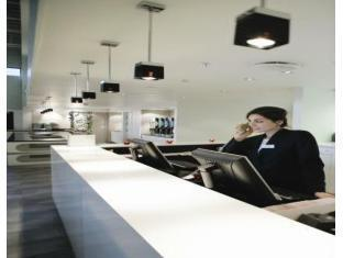 Thon Hotel Gardermoen Gardermoen - Reception
