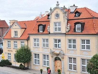 Podewils Old Town Gdansk Hotel