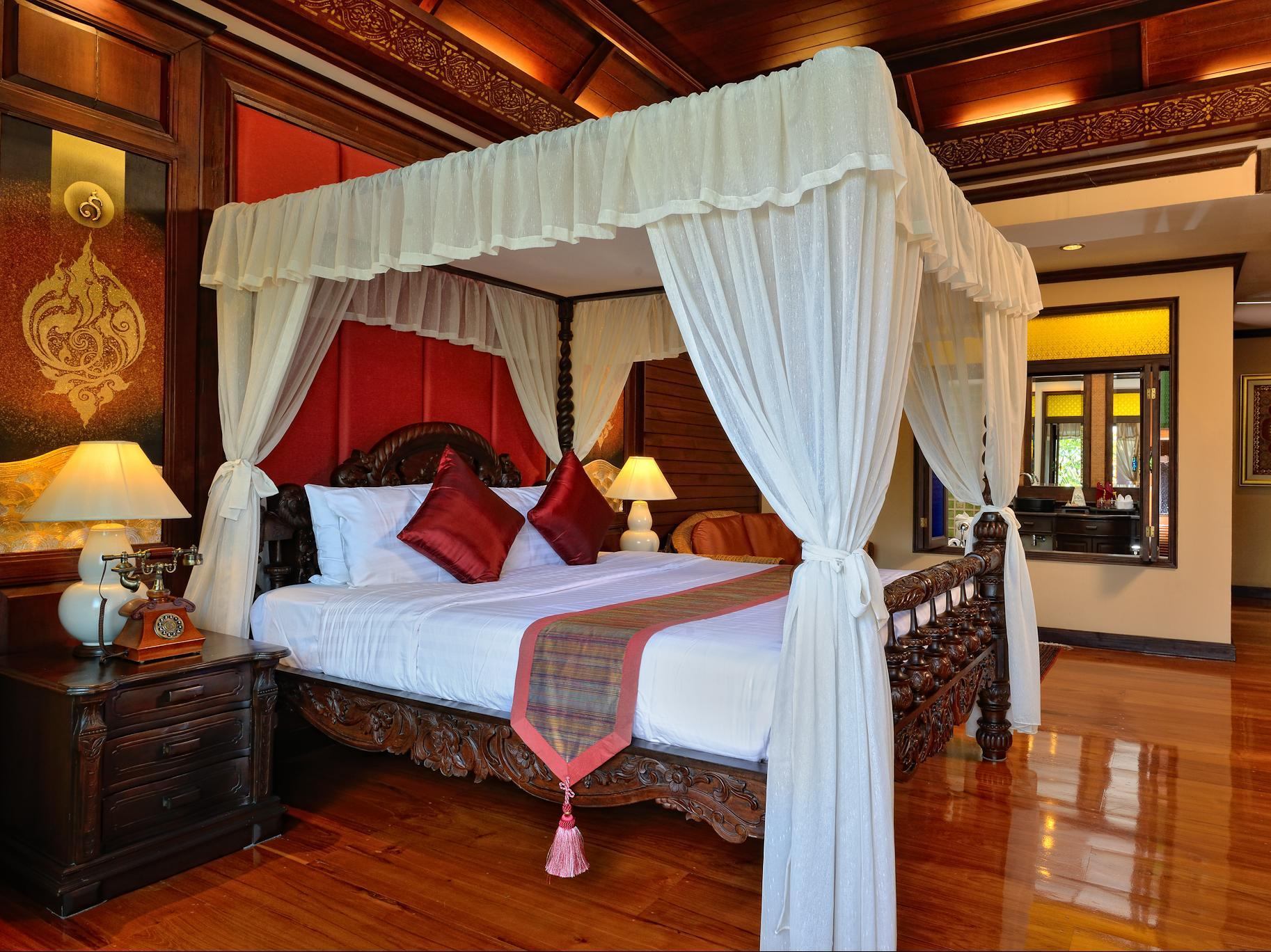 Villa Sirilanna Hotel - Hotels and Accommodation in Thailand, Asia
