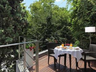 ABAC Restaurant Hotel Barselona - Balkons/terase