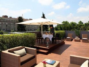 ABAC Restaurant Hotel Barcelona - Varanda/Terraço