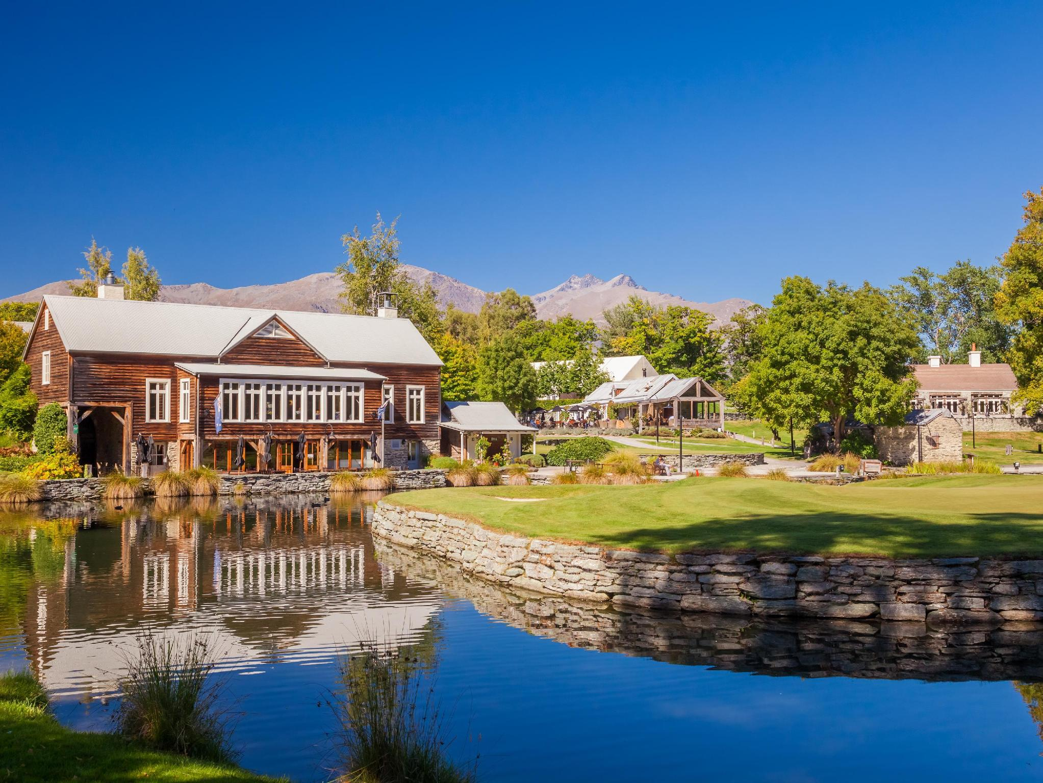 Millbrook Resort - Hotels and Accommodation in New Zealand, Pacific Ocean And Australia