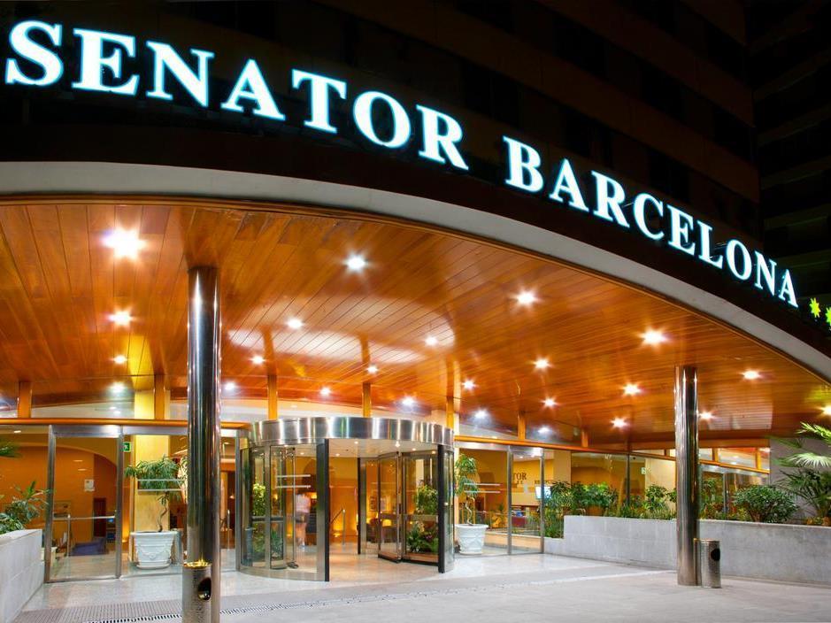 Senator Barcelona Spa Hotel Barcelona - Exterior