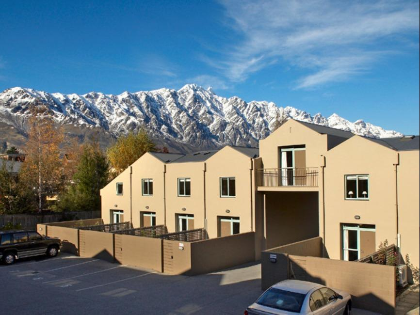 Asure Queenstown Gateway Apartments - Hotels and Accommodation in New Zealand, Pacific Ocean And Australia