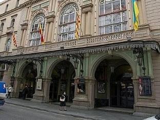 Flor Parks Hotel Barcelona - Exterior