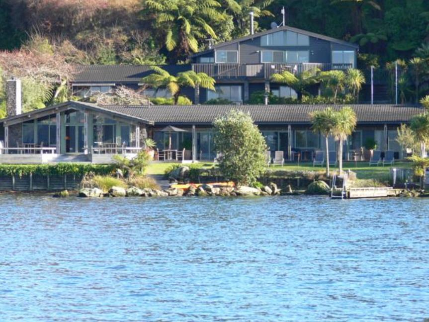 Koura Lodge - Hotels and Accommodation in New Zealand, Pacific Ocean And Australia