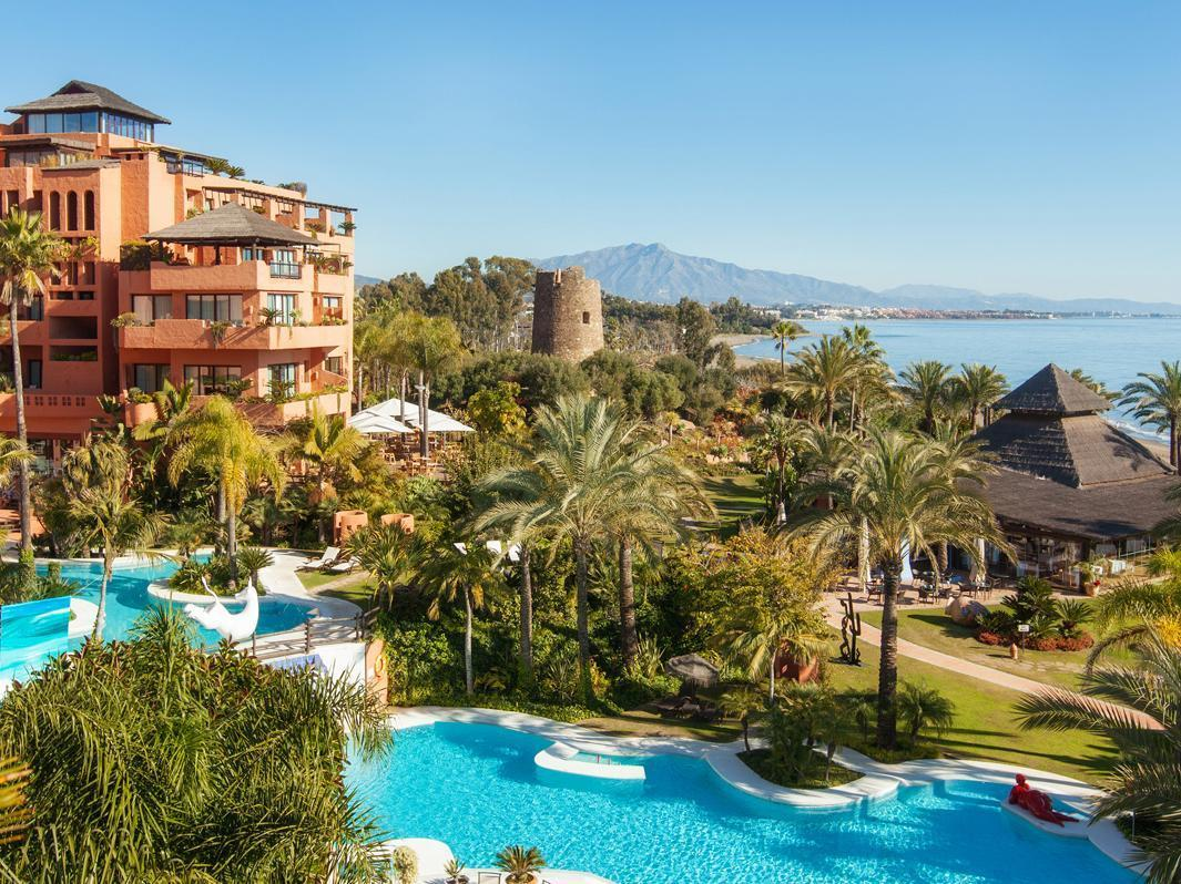 Kempinski Hotel Bahía Estepona - Gardens