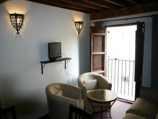 Apartamentos El Almez - hôtel Grenade