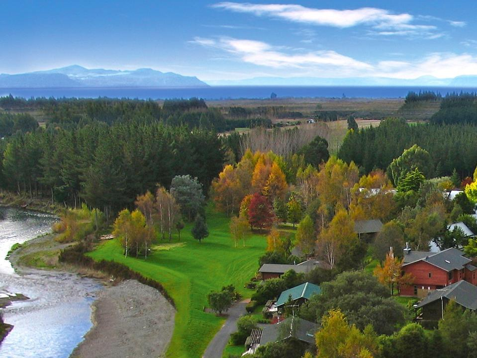 Tongariro Lodge - Hotels and Accommodation in New Zealand, Pacific Ocean And Australia