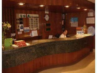 Hispano 2 Hotel Murcia - Reception