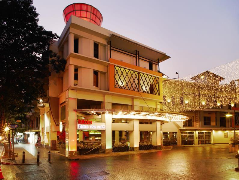 Triple Two Silom Boutique Hotel - Hotels and Accommodation in Thailand, Asia