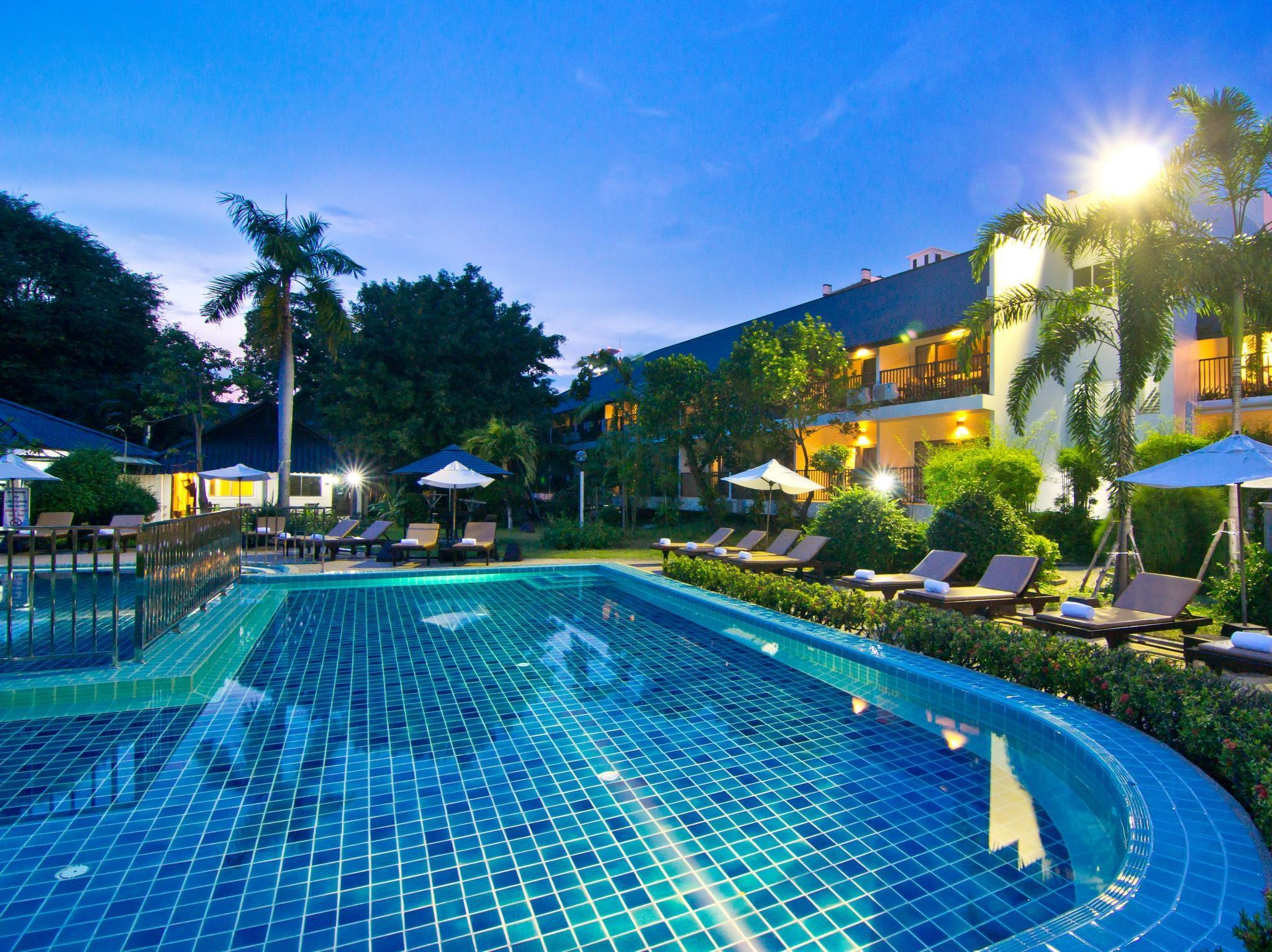 Sunshine Garden Resort - Hotels and Accommodation in Thailand, Asia